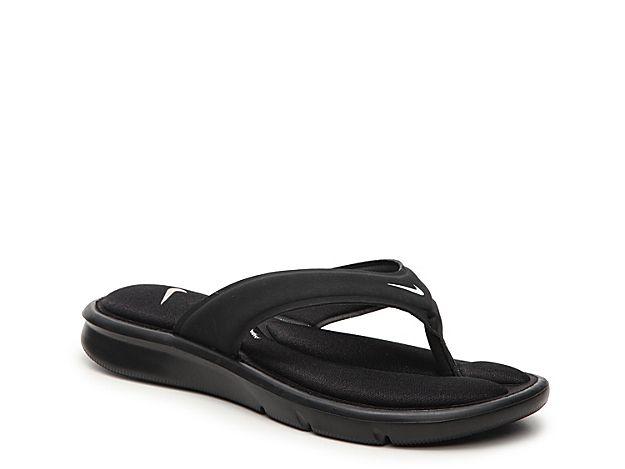 Women Ultra Comfort Flip Flop -Black  Comfortable Sandals -4997