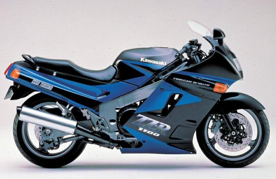 Kawasaki Zz