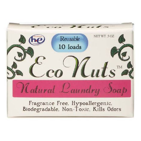 Trial Size Of Eco Nuts Soap Nuts Laundry Detergent Soap Nuts