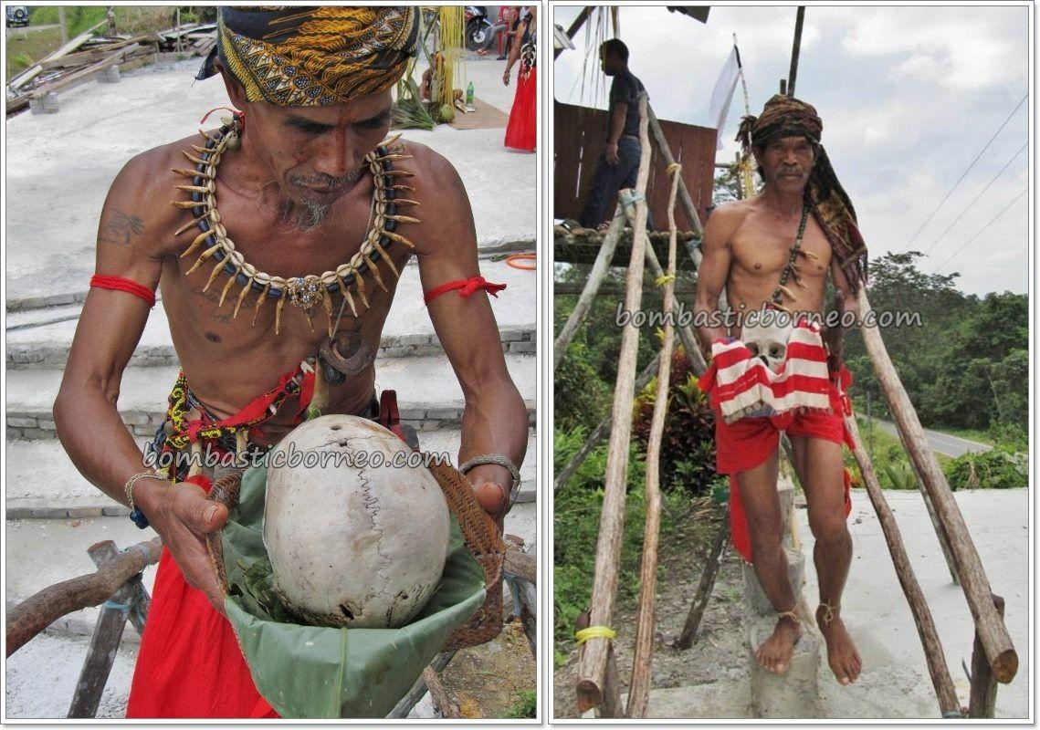 Adventure Borneo Culture Land Dayak Bidayuh Festival Gawai Indigenous Krokong Native Ngabang Nyobeng Nyobang Outdoor Ritual Culture Sarawak Borneo