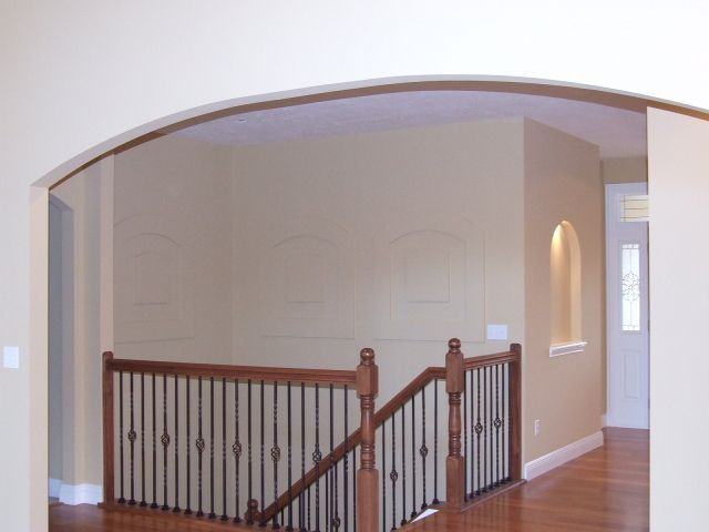 Basement Stair Designs Plans image result for ways to conceal basement steps in open concept
