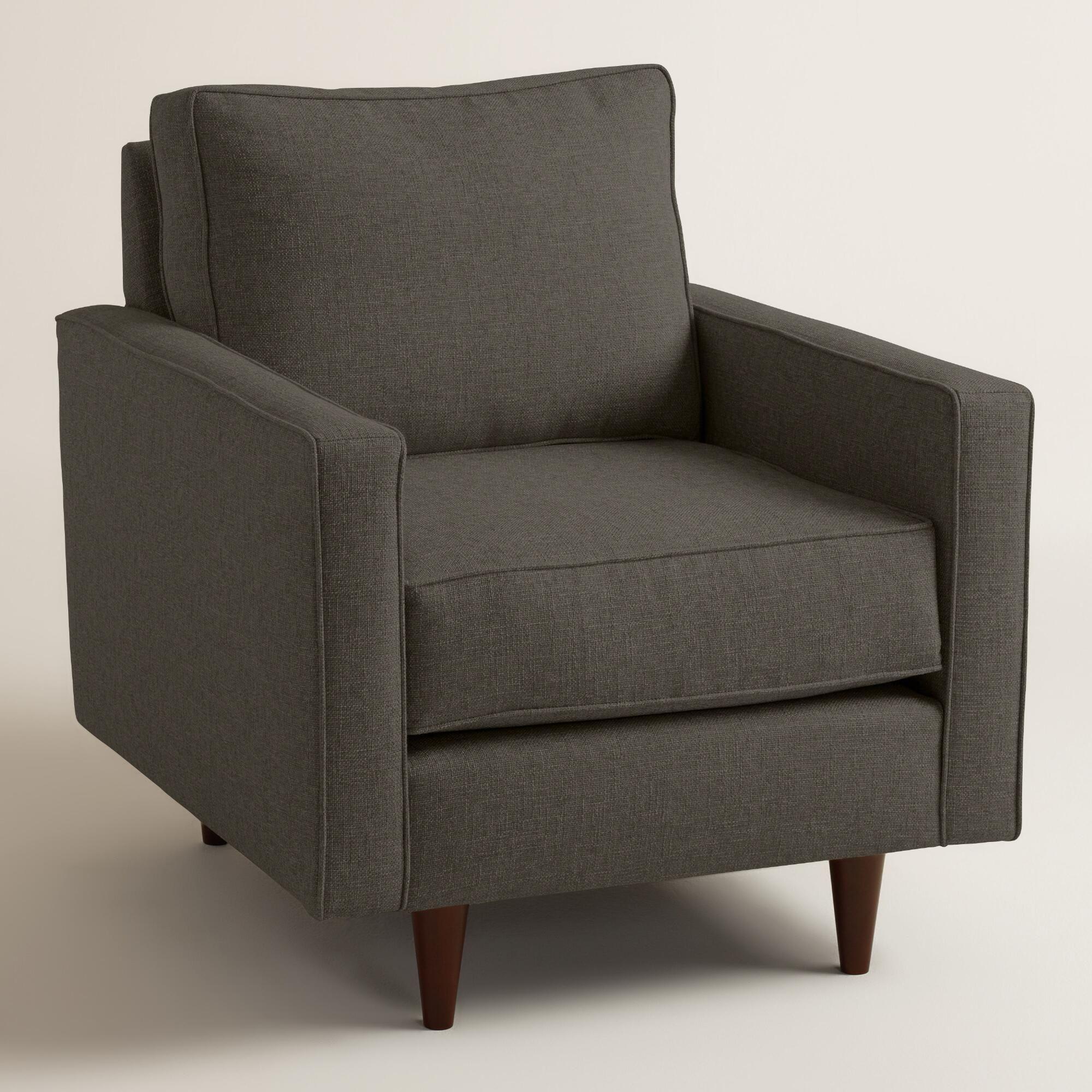 Chunky Woven Nashton Upholstered Chair