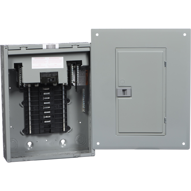 Square D Electrical Panel With Main Breaker 60a 32 240 V Rona Locker Storage Storage
