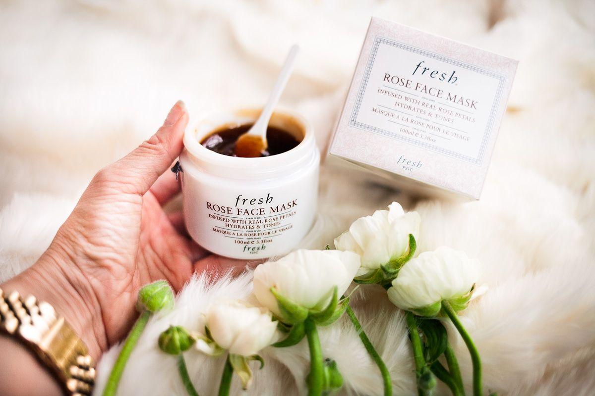 cute & little blog | fresh binge masking | multimasking | fresh rose face mask review