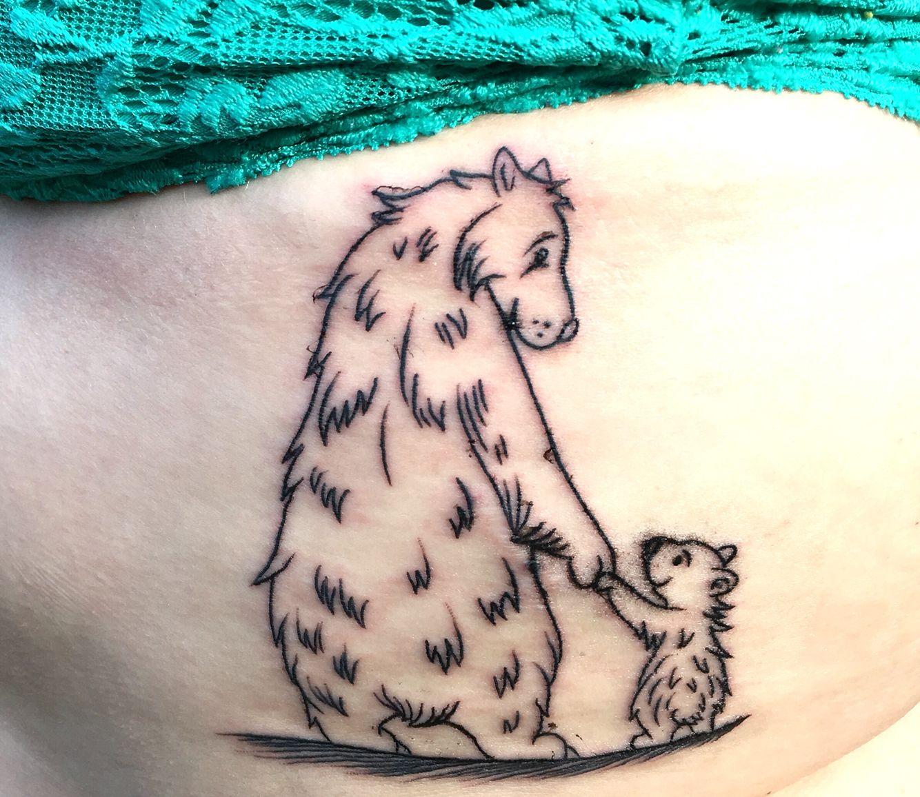 Papa Bear & Baby Bear