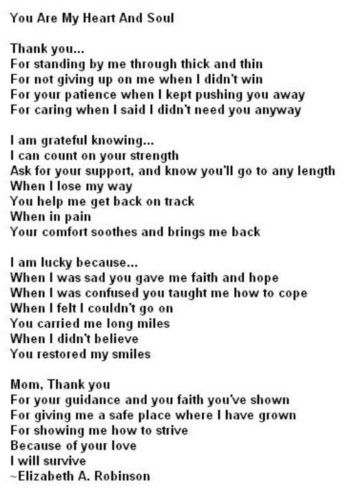 Pin by eden mcinturff on my mama pinterest poem quotes mum altavistaventures Images
