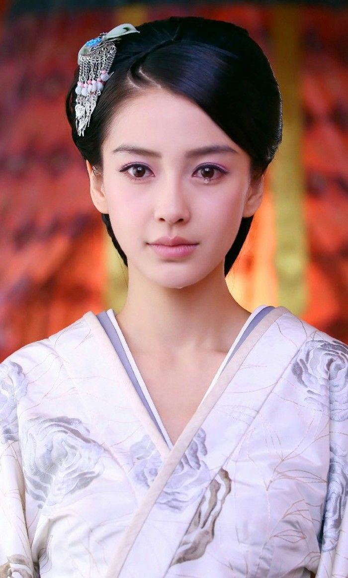 古装美人 云中歌 angelababy 杨颖  Chinese Actress Suptar  Pinterest