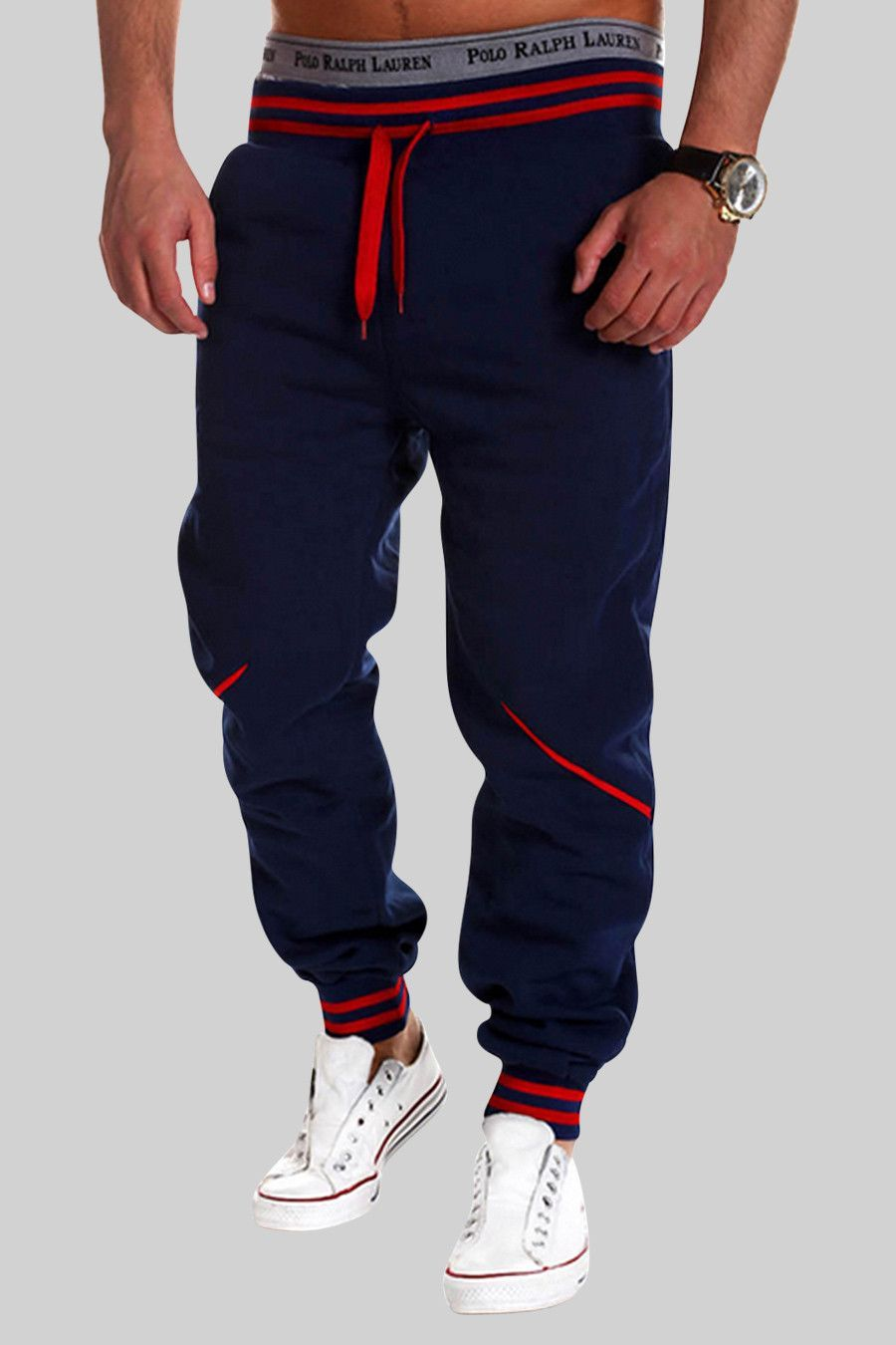 These men s sweatpants combine loose with the comfort of a jogging pant.  while the full front pockets provide added convenience. the material b140ab17b11e