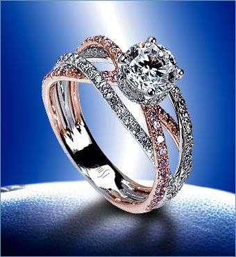 Happy Jewelry Customers Kim And Bill White Diamond Rings Engagement Wedding Rings Engagement Rings