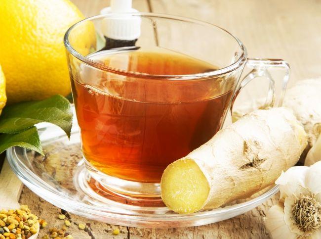 Кто похудел при помощи чая с имбирем
