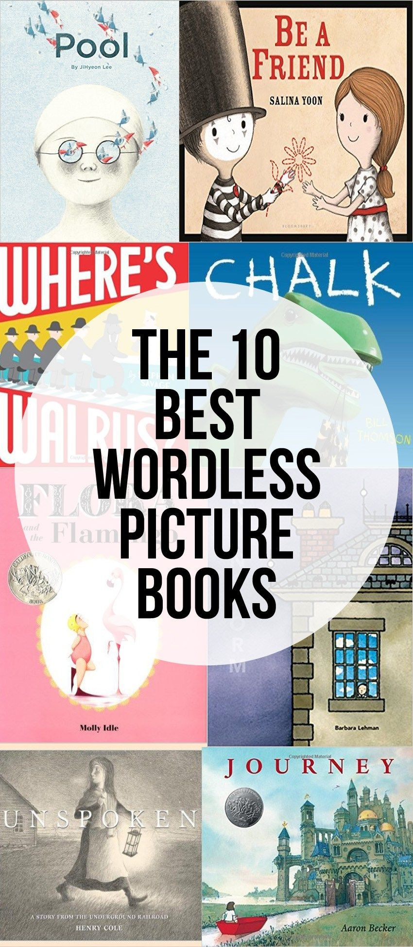 The 10 Best Wordless Picture Books