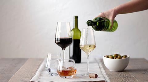 Wijnglazen, wijnrecensies en wijnblogs | Wijn met Vivo
