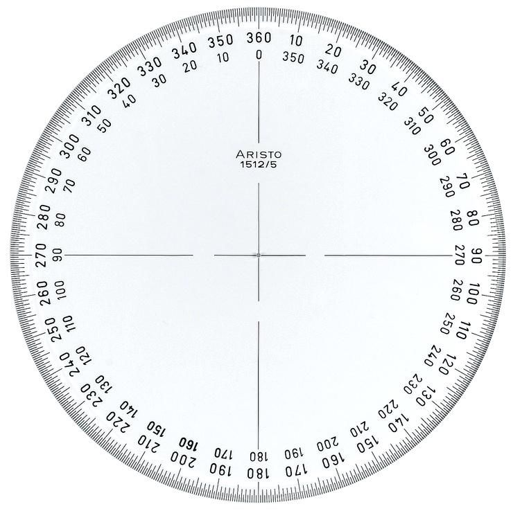 It's just a picture of Playful Printable Degree Wheel