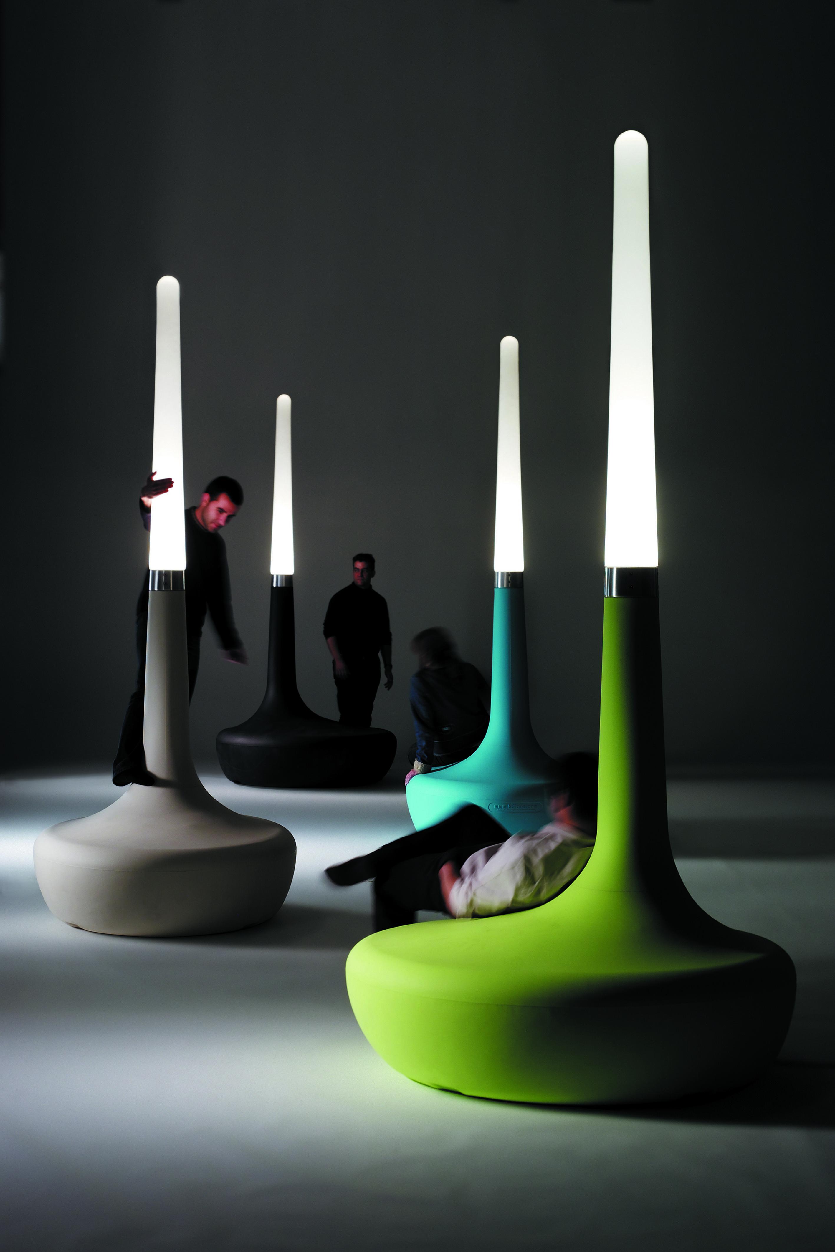 Wonderful BD Love Lamp By Ross Lovegrove Idea
