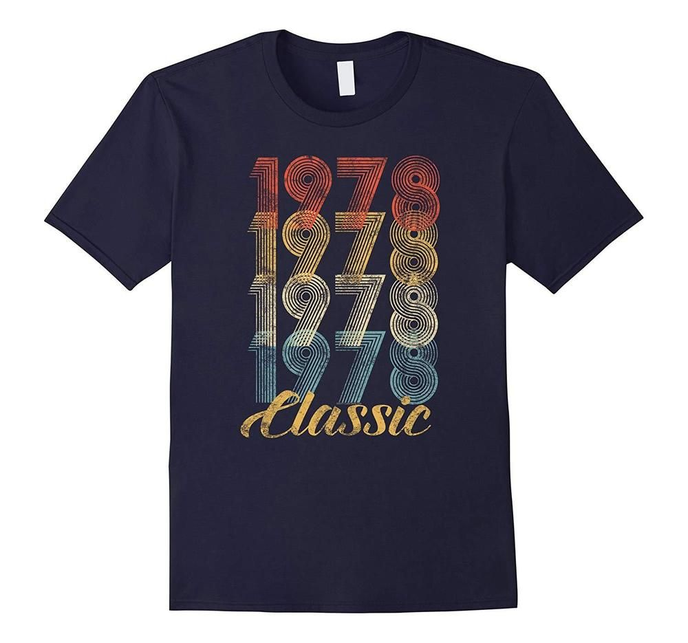 CuteComfy 40th Birthday Gift Vintage 1978 T Shirt Men Women Fashion Clothing Shoes Accessories Mensclothing Shirts Ebay Link