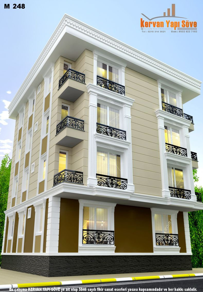 wwwkervanyapisovecom Building ElevationBuilding FacadeBuilding PlansFacade