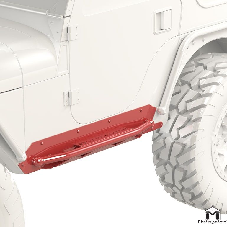 Rocker Rail Pair Cj 5 Jeep Jeep Cj Rocker