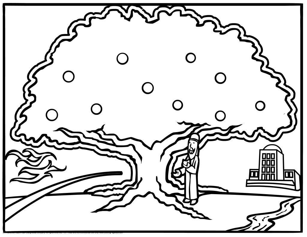 Lehi Vision The Tree Life Coloring Page Bebo Pandco Vise