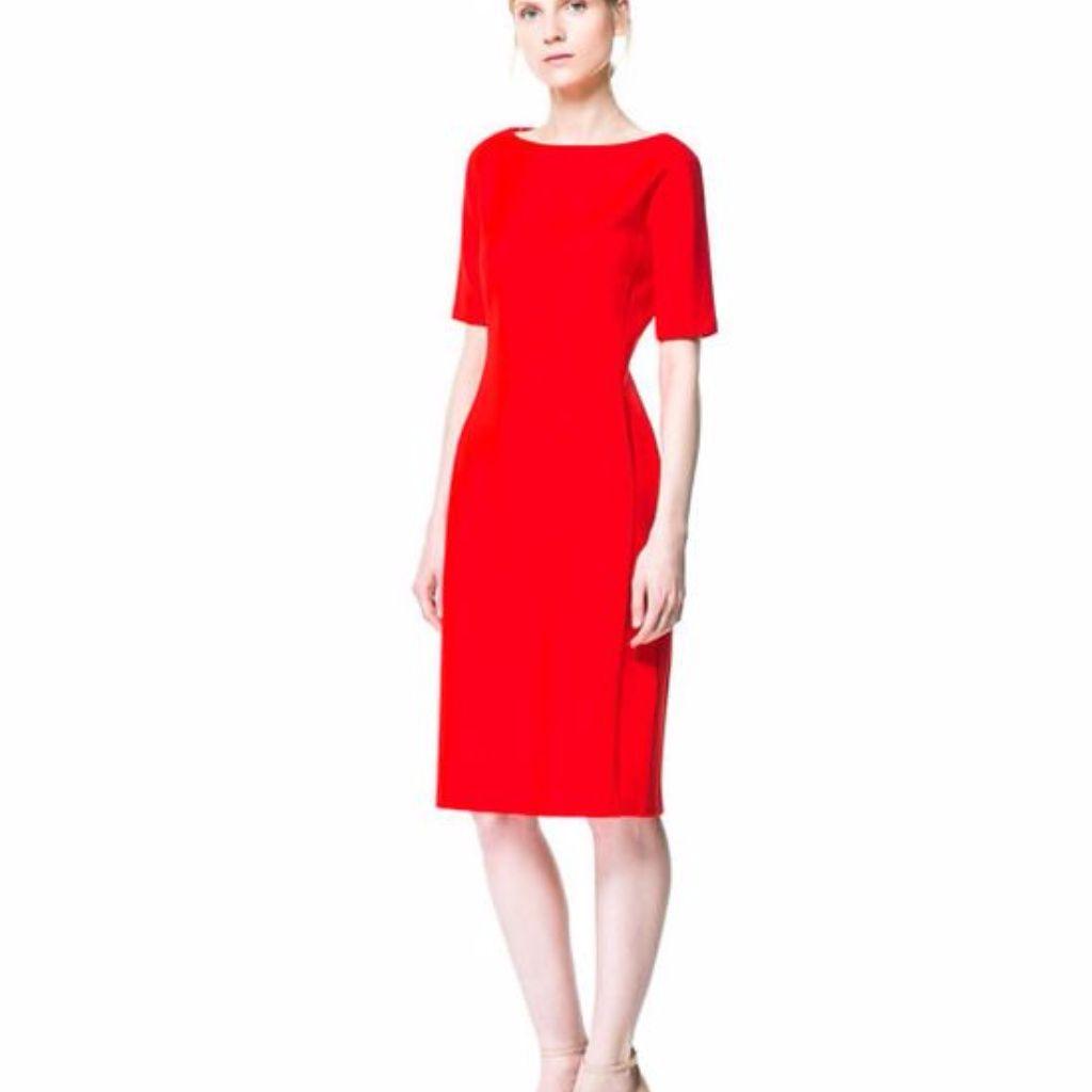 Zara red dress zara red dress and products