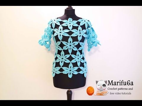 Free Crochet Patterns And Video Tutorials How To Crochet Flower