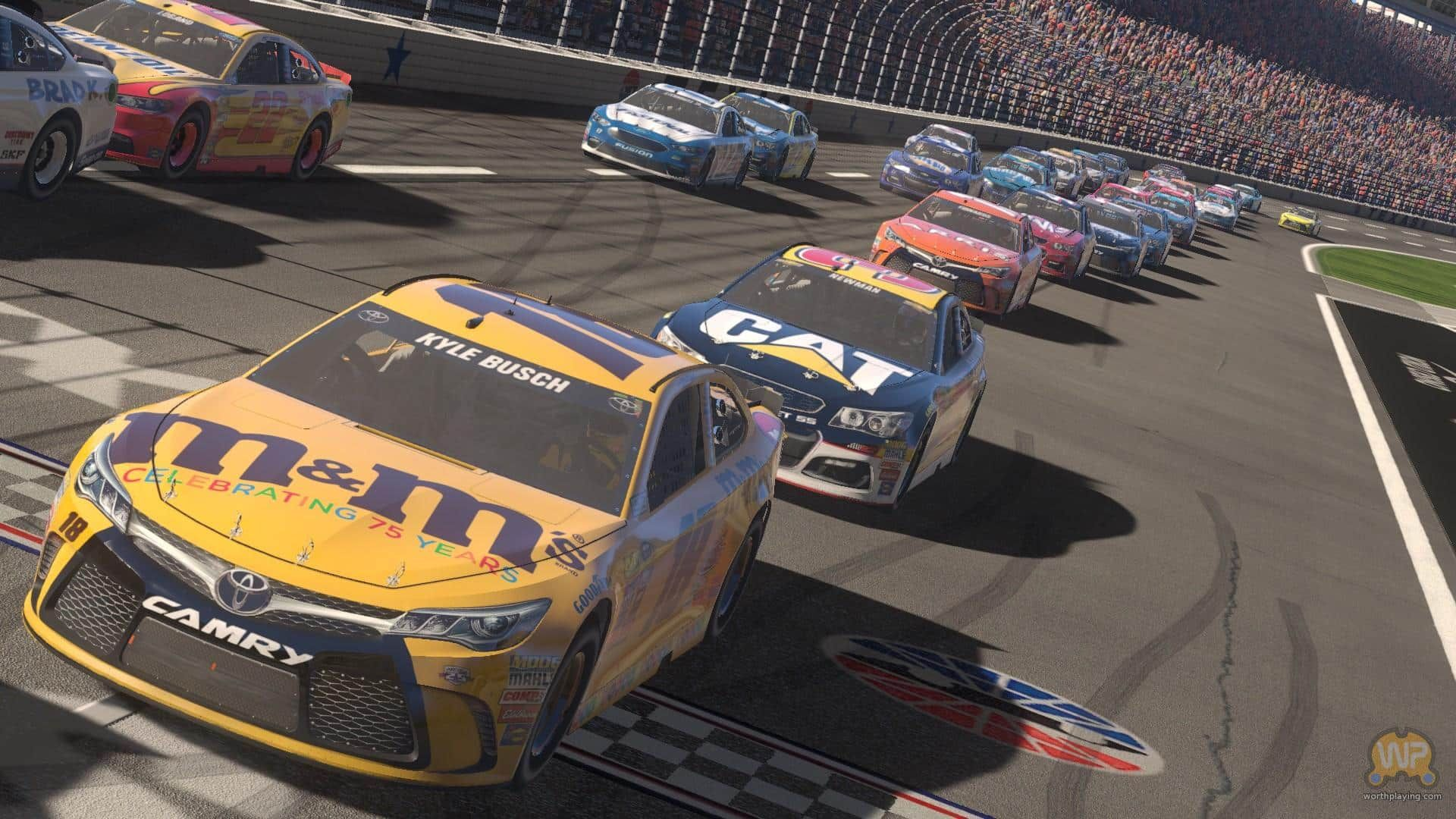 NASCAR Heat 2 Gets First Gameplay Trailer Nascar, Nascar
