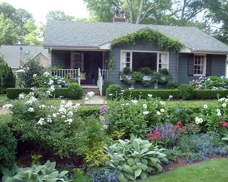 Southern Cottage Garden Cottage Garden Country Garden 400 x 300