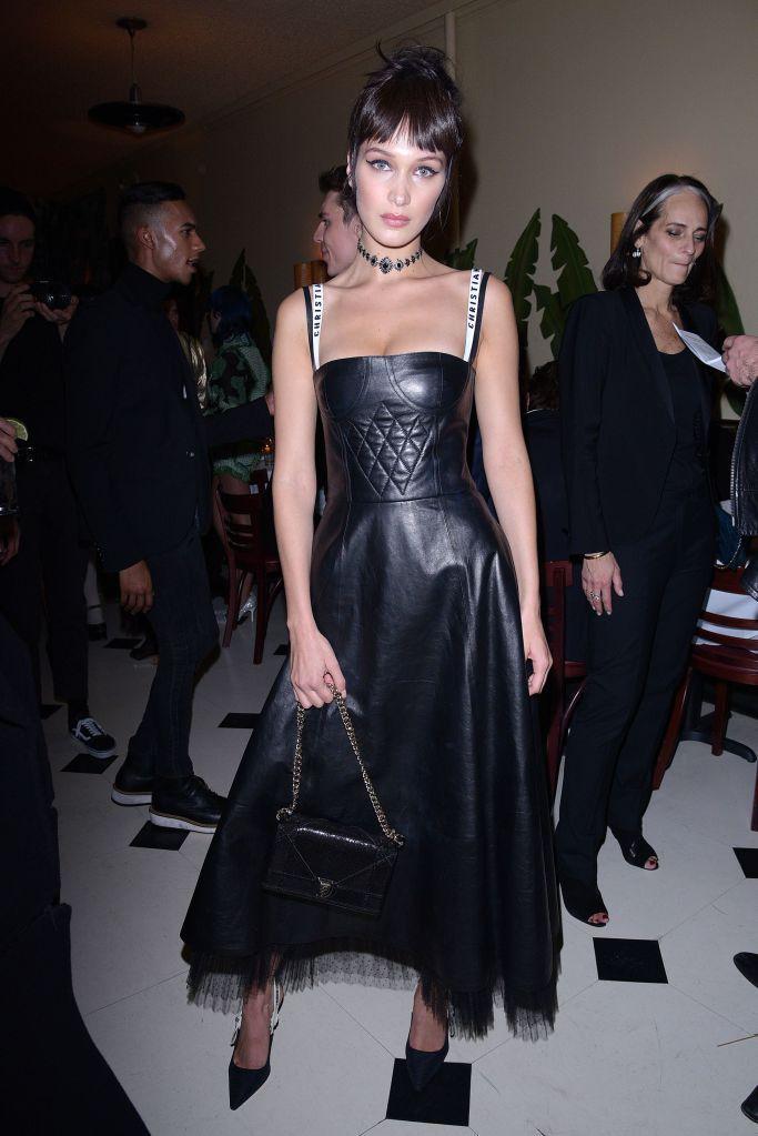 Bella Hadid - at Bella Hadid and Dior Beauty Celebrate The Art of Color