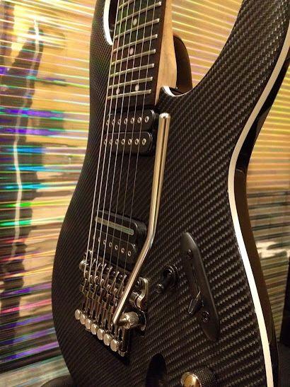 Carbon Fiber Guitarras Personalizadas Dise 241 O De