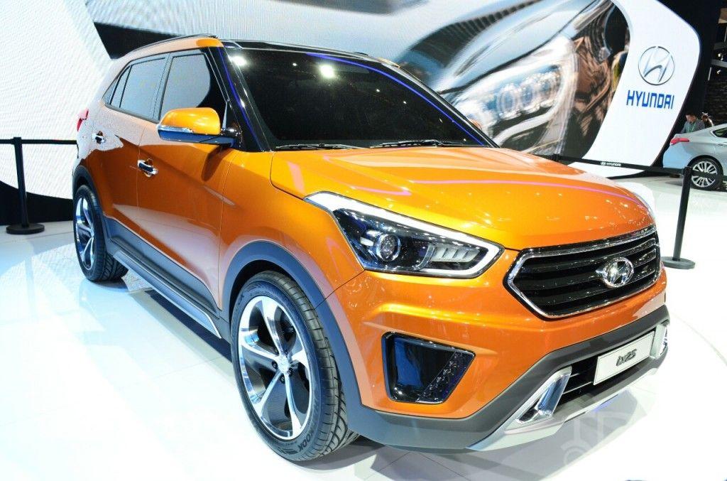 Исключительный Hyundai ix25 Compact suv, Car, Latest cars