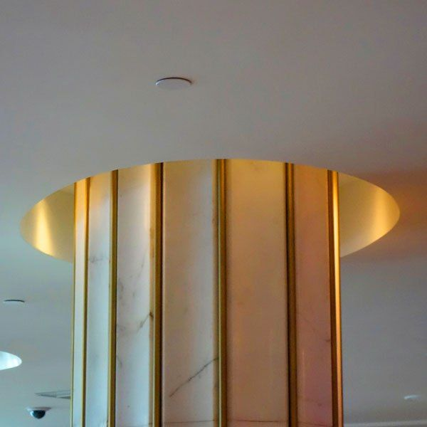 Baroque Architecture at Miami\'s Eden Roc and Fontainebleau Hotels
