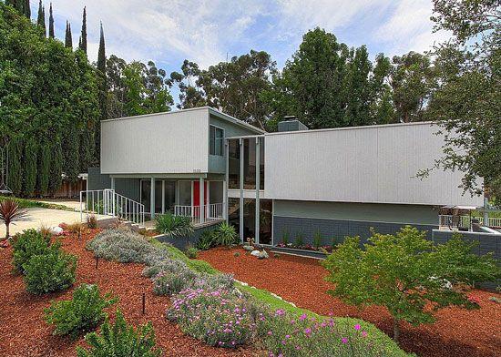 On The Market 1960s Guy W Pierce Designed Modernist Property In