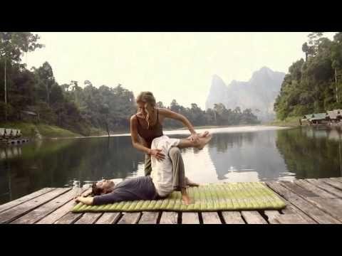 Thai Yoga Massage - YouTube