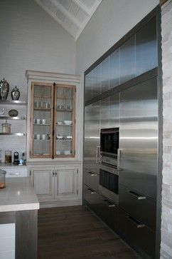 Eclectic 1 Contemporary Kitchen Boonseville Spec Kitchen
