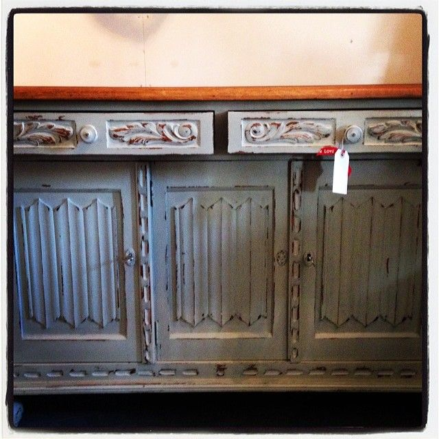 Best Stunning Vintage Painted Cabinet For Sale 20 Discount 400 x 300