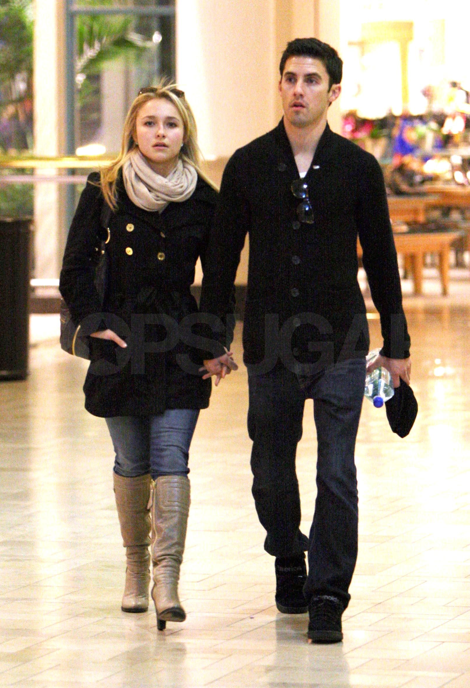 Dating Hayden Panettiere