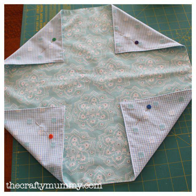 Origami Bag Tutorial • The Crafty Mummy