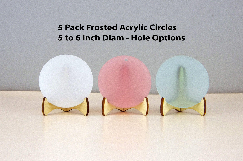 Pin On Acrylic Blank For Vinyl Circle Blank For Vinyl Round Acrylic Jewelry Blank Disc Circle Bulk Acrylic Blanks