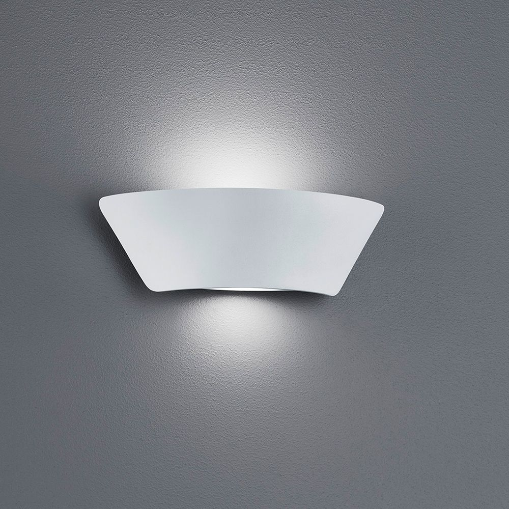 Led Aussen Leuchte In Weiss Mit Osram Led In Kegelform Led Led Leuchten Wohnen Lampen Leuchten Lampe Mit Bewegungsmelder Lampen Und Leuchten Lampen