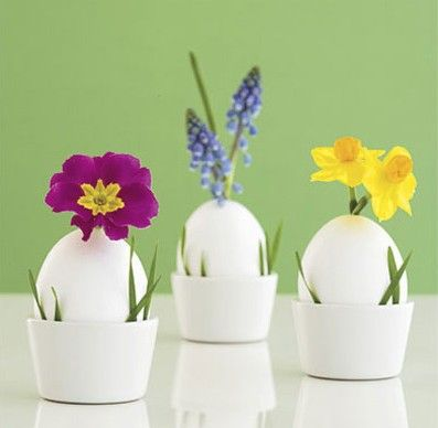 easter favor decorations | IDEAS FOR EASTER EGG DECORATING IDEAS FOR EGG DECORATING »