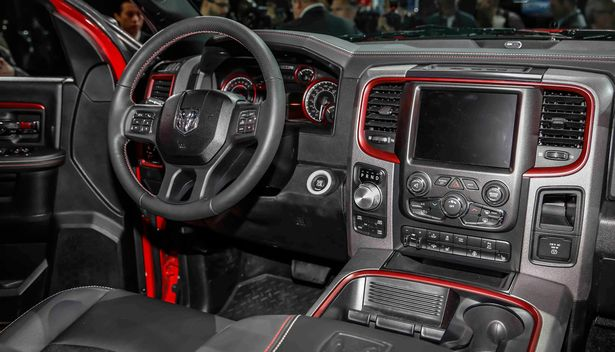 2017 ram 1500 interior dodge pinterest dodge 1500 ram rebel and cummins turbo diesel. Black Bedroom Furniture Sets. Home Design Ideas