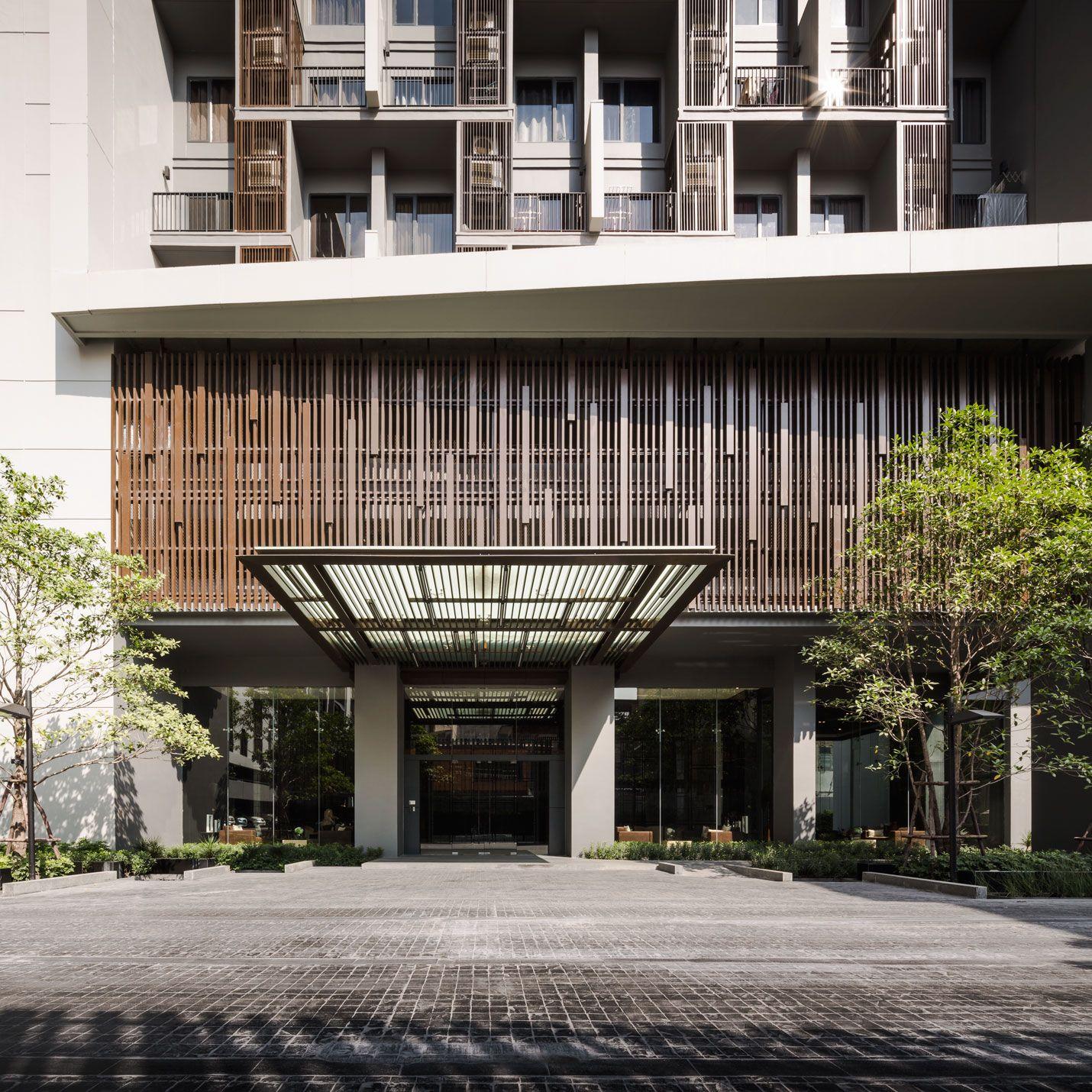 Onyx condominium from sansiri exterior architect for Dsign condo