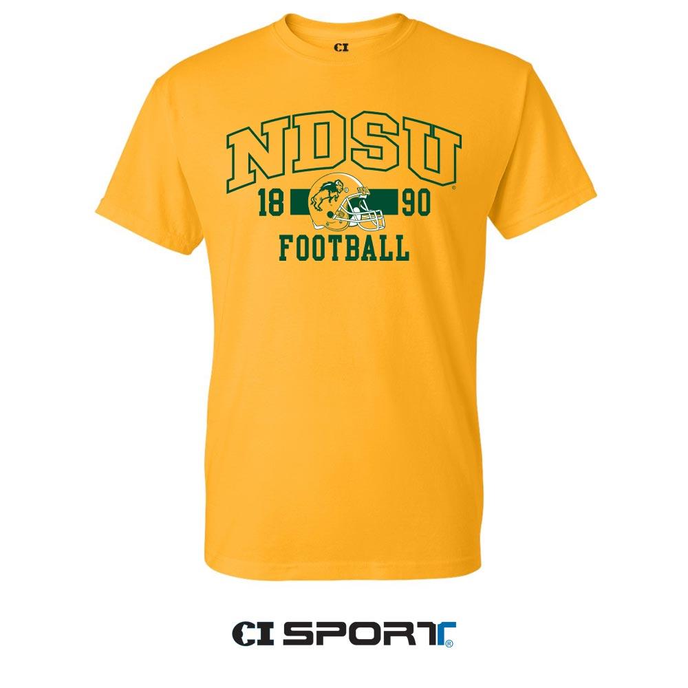 NCAA NDSU Bison T-Shirt V3