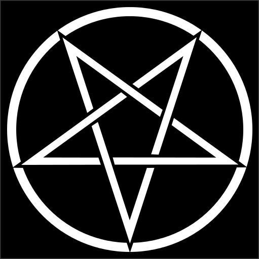 Pic Of Satanic Pentagram Satanism Is A Group Of Ideological And