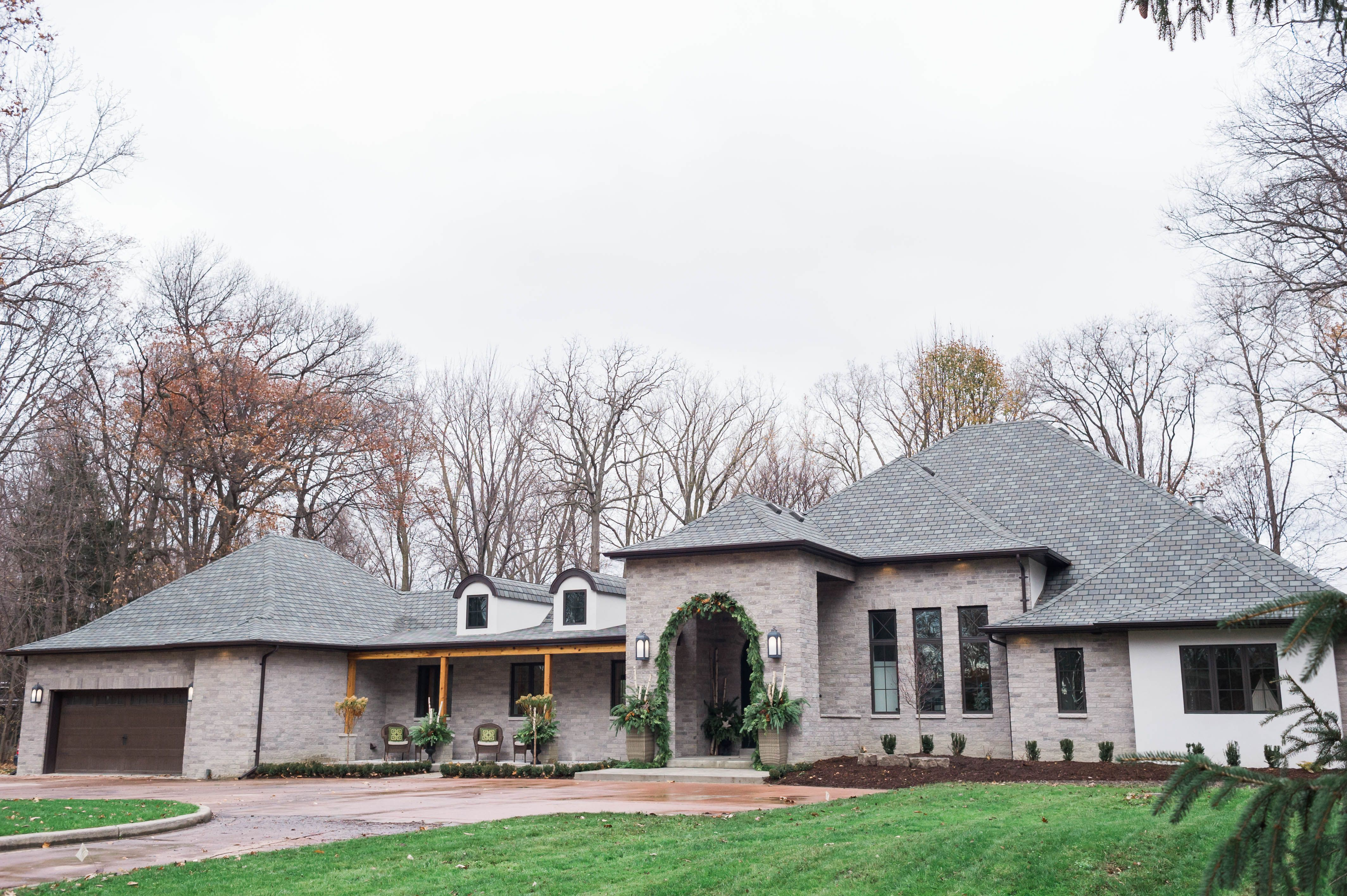 Modern French Country Exterior Renovation Part 2 The Leslie Style French Country Exterior Modern French Country French Country House