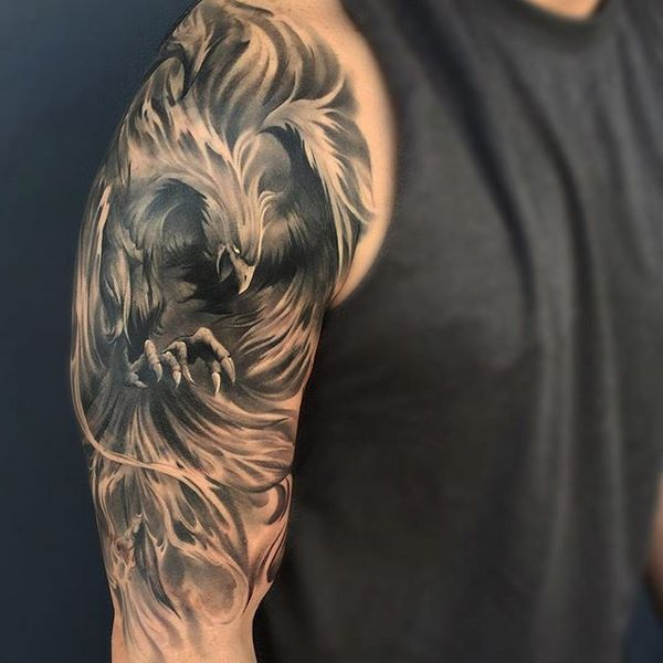Phoenix tattoo meaning and stunning design ideas for tattoo lovers