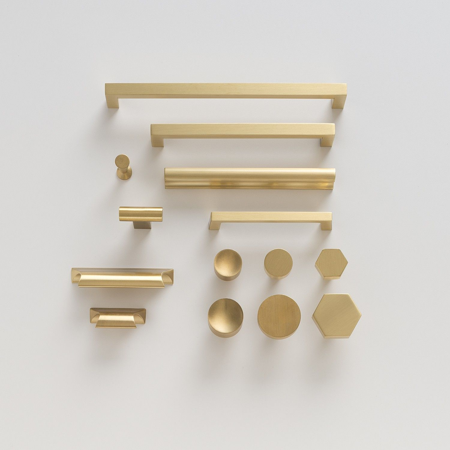 Kitchen Pulls And Knobs Appliances Installation Service Spotlight Solid Brass Hardware Home Upgrade Pinterest Edgecliff Pull Natural Drawer These For The