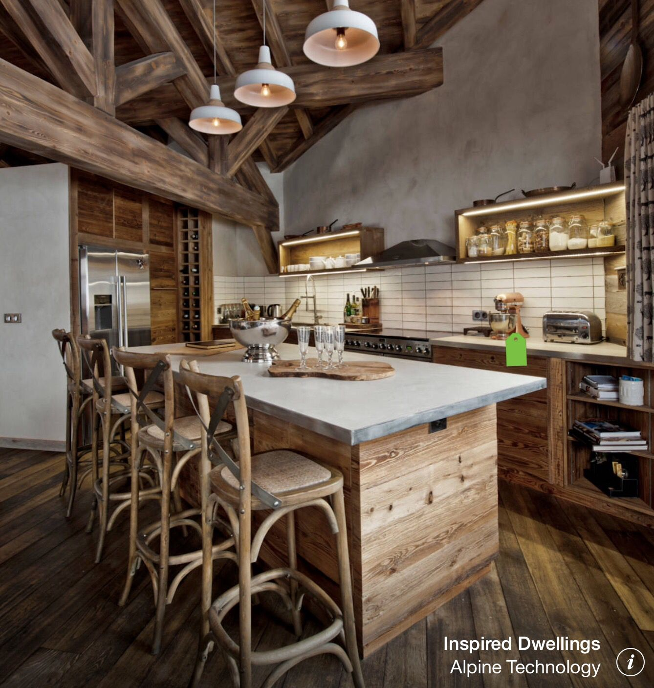 Chalet Küche | Intereur | Pinterest | Küche