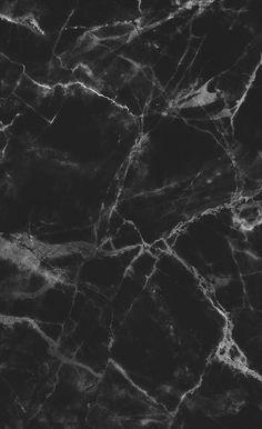 Black Marble Wallpaper Mural