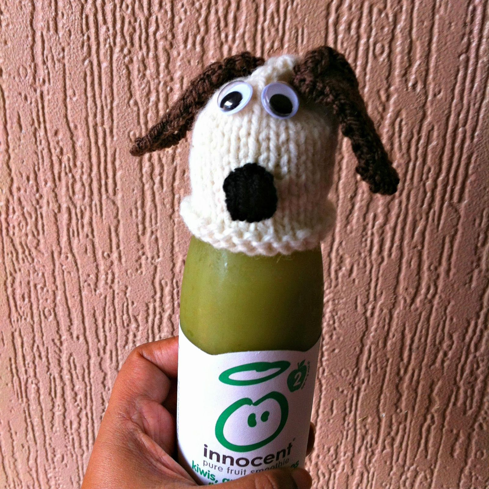 Free knitting pattern for tiny Gromit hat. The Innocent Big Knit ...