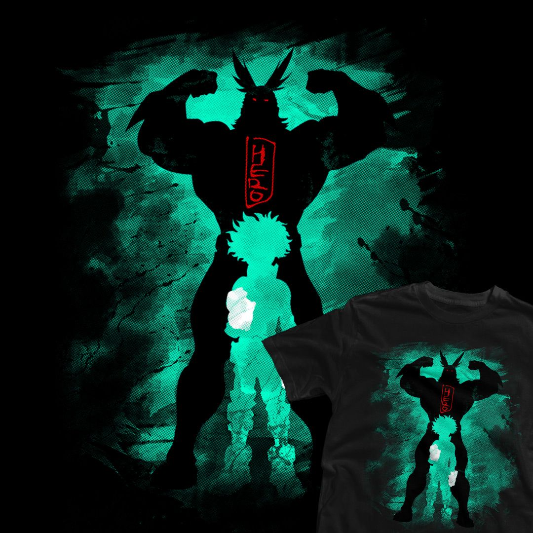 Daily Tee I M Gonna Be The Hero By Ikilo Available For 12